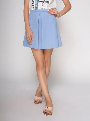 Спідниця блакитна | 3780850