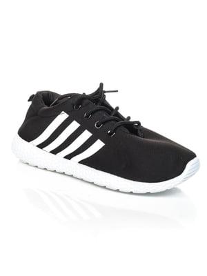 Кроссовки черные | 4463222