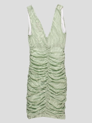 Платье светло-зеленое | 4459592