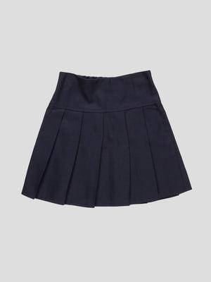 Спідниця темно-синя | 4457131