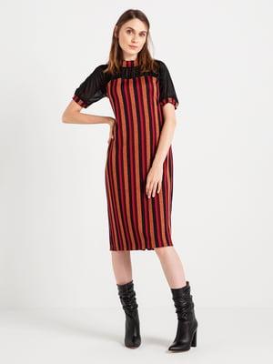 Сукня в смужку | 4472741