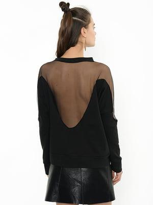 Блуза черная | 4475640