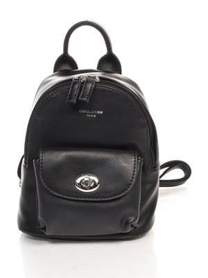 Рюкзак чорний | 4466208