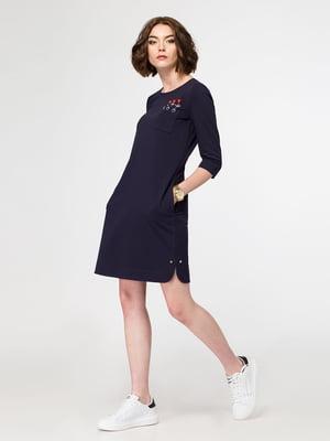 Сукня темно-синя - Панда - 4479582
