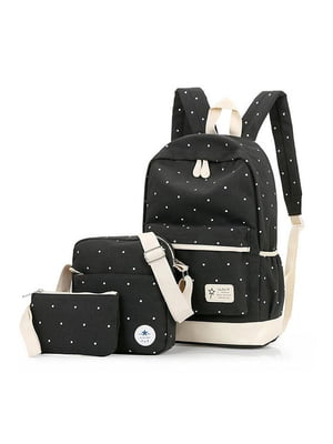 Комплект: рюкзак, сумка и пенал | 4466125