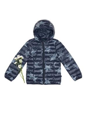 Куртка синя | 4427801