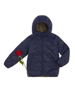 Куртка синя | 4427812
