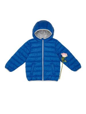Куртка синя | 4427819