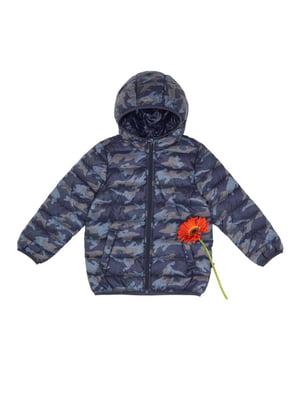 Куртка синя | 4427846