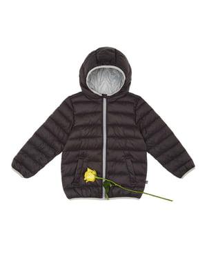 Куртка чорна | 4428089