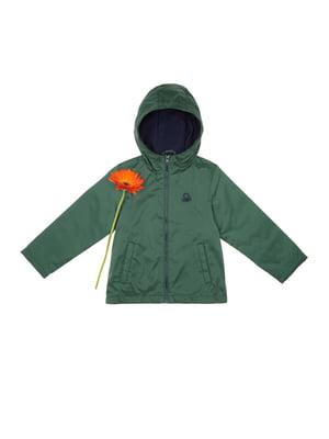 Куртка зелена | 4428094
