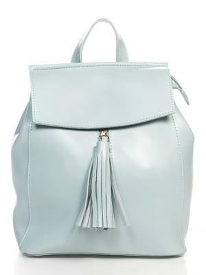 Рюкзак бірюзовий | 4475737