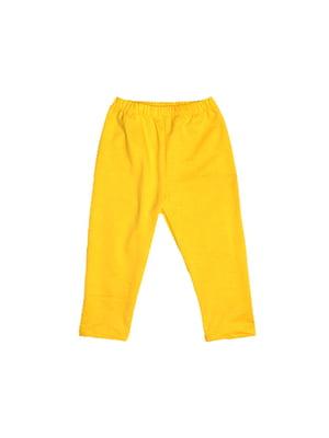Бриджи желтые | 4078327