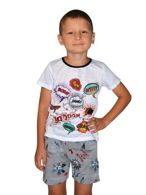 Комплект: футболка і шорти | 4183156