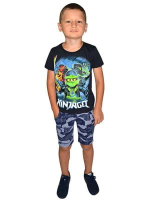 Комплект: футболка і шорти | 4333852