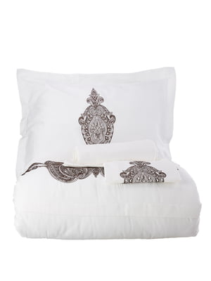 Комплект постельного белья двуспальный (евро) | 4428691