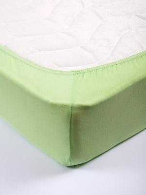 Простыня на резинке (100х200+25 см) | 4465594