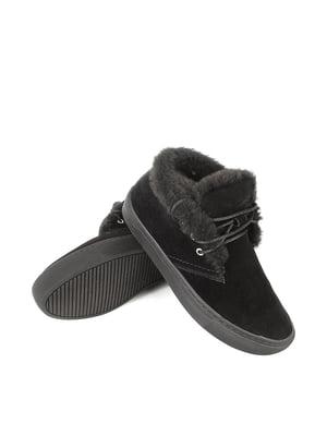 Ботинки черные   4403545