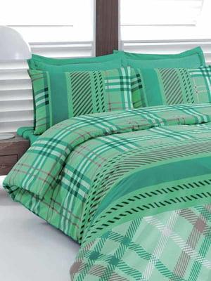Комплект постельного белья двуспальный | 4484875