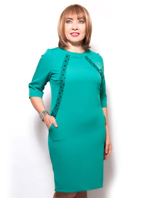 Сукня смарагдового кольору | 4374492