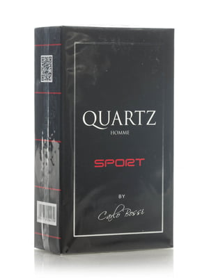 Парфюмированная вода Quartz Sport (100 мл) | 4307760