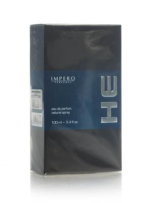 Парфюмированная вода He Impero (blue) (100 мл) | 4307748
