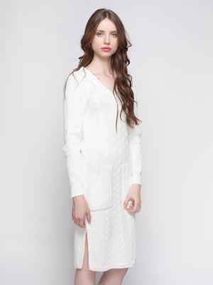 Платье молочного цвета | 4480848