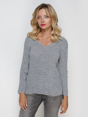 Пуловер серый | 4480960