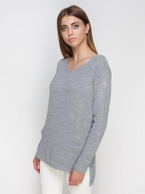 Пуловер серый | 4480952