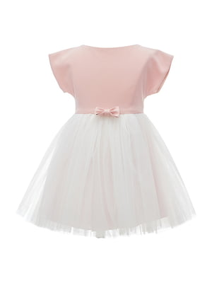 Платье двухцветное | 4491022