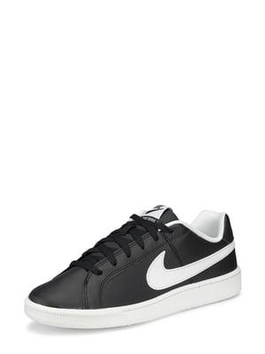 Кросівки чорні men's Court Royale Shoe | 4490978
