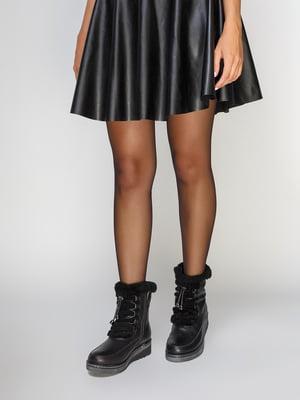 Ботинки черные   4469839