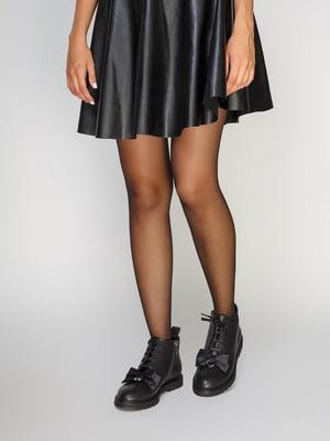 Ботинки черные | 4469828