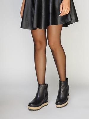 Ботинки черные   4469838