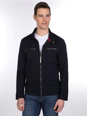 Куртка темно-синяя | 3989647