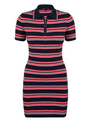 Платье в полоску | 4261960
