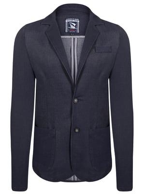 Піджак темно-синій   4262008