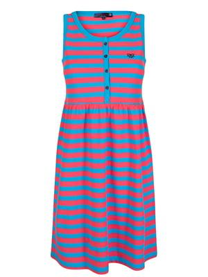 Платье в полоску | 4376958