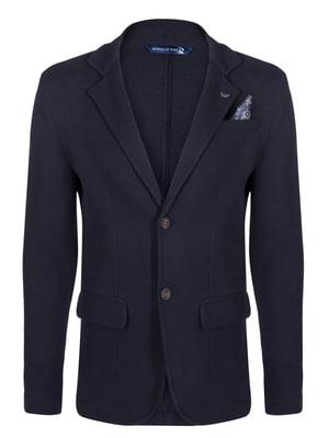 Піджак темно-синій | 4376981