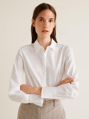 Сорочка біла | 4489358