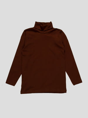 Гольф коричневый | 4480266