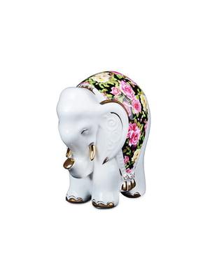 Фігурка декоративна «Слон» (18,5 см) | 4492778