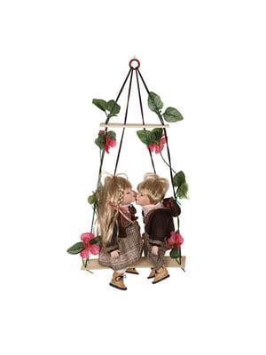 Набор кукол фарфоровых «Школьники» (2 предмета, 30 см)   4493421