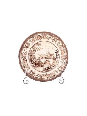 Салатник «Пімберлі браун» (24 см) | 4493633