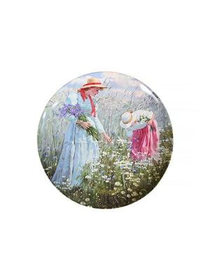 Тарілка «Польові квіти» (20 см)   4493671