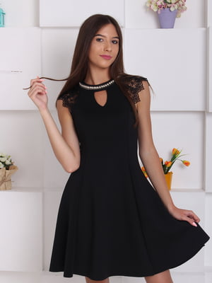 Платье черное | 4494372