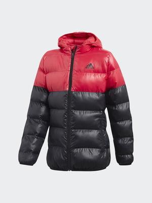 Куртка двоколірна | 4458758