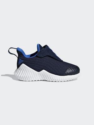 Кроссовки темно-синие | 4458843