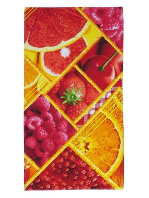 Полотенце вафельное кухонное (40х75 см) | 4495326