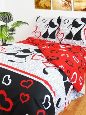 Комплект постельного белья полуторный | 4463085